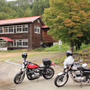 初秋のバイク旅~木曽路へ~2日目