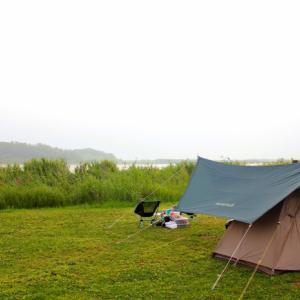 北海道キャンプツーリング♪2019~釧路湿原と達古武オートキャンプ場~②
