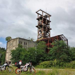 北海道キャンプツーリング♪2019~炭鉱跡から小樽へ、そして舞鶴♪~最終話