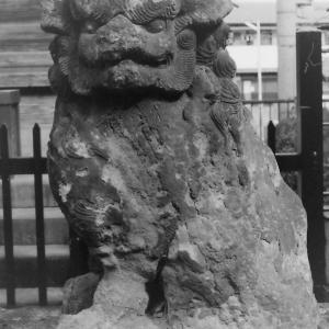 狛犬たちのモノローグ  File845  新小岩天祖神社  其の参