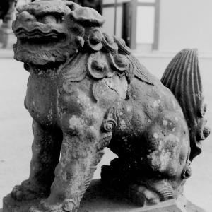 狛犬たちのモノローグ  File850  八剱神社