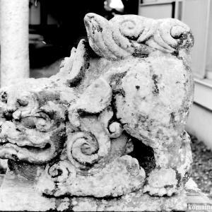 狛犬たちのモノローグ  File889  一色神社