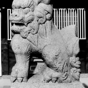 狛犬たちのモノローグ  File908  西瓜破天神社