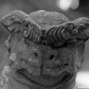狛犬たちのモノローグ  File1006  其の弐