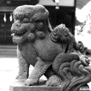 狛犬たちのモノローグ  File1007  其の参