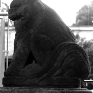 狛犬たちのモノローグ  File1015  愛宕神社