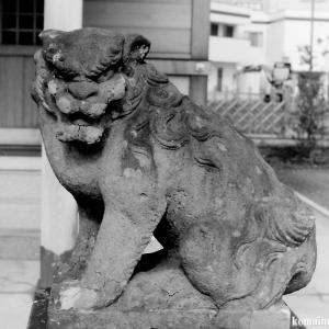 狛犬たちのモノローグ  File816  西加平神社