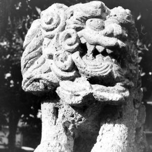 狛犬たちのモノローグ  File828  小台天祖神社