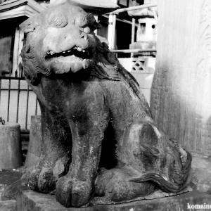 狛犬たちのモノローグ  File831  香取神社  其の壱