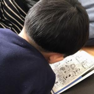 【小1】文章読めない問題、その後②~漫画をクリア!~