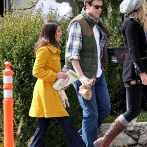 """Glee Cast """"Lea Michele/Cory Montieth"""""""