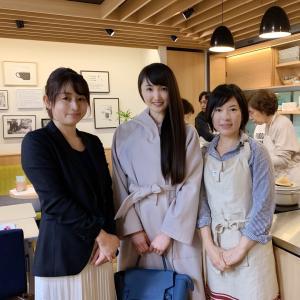 森崎繭香さんと大橋由香さん