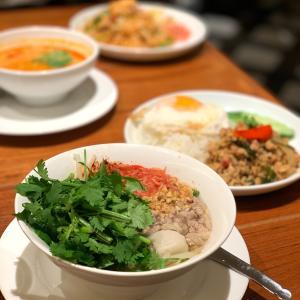 サイアムセラドン@新宿高島屋 タイ料理ランチ