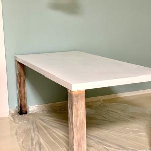 テーブルの塗装2 ~下地~