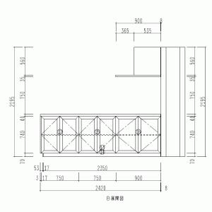 キッチンリフォームへの道7 ~扉のサイズ~
