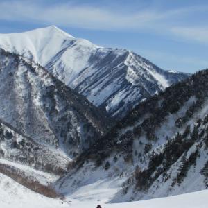 季節のお祭り。針ノ木岳オープン!