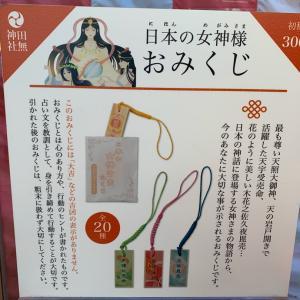 田無神社(お守り・おみくじ編)