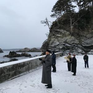 冬至のご来光(12月21日)