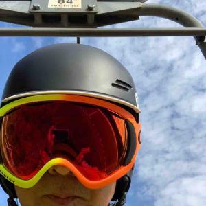 春スキー??