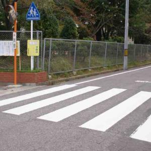 信号機の無い横断歩道