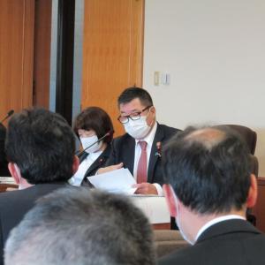 神戸市会 建設防災員会で防犯灯の補正予算について質疑を行いました。