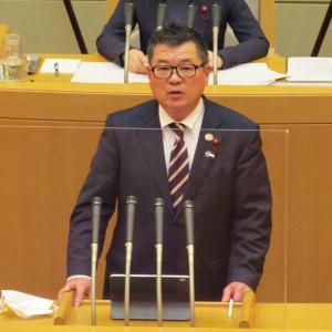 昨日(2月26日)の神戸市会 令和3年度予算案について、会派を代表して、神戸市長以下執行部に代表質疑を行いました。