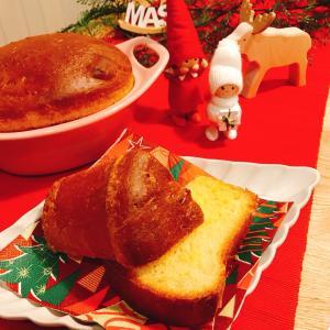 イタリアのクリスマスのお菓子 パンドーロ