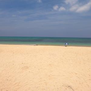 冨着のビーチ