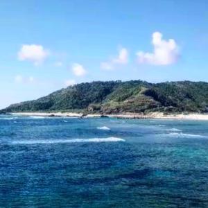 無人島、前島