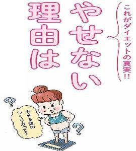 ☆痩せない原因は超危険な生活習慣!!☆