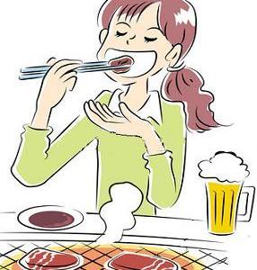 ☆お肉を食べると体が臭~くなるのはナゼ?!☆