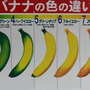 ☆バナナの色で便秘・美肌・免疫力UPって本当?!☆