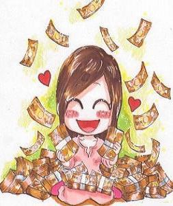 ☆お金がたくさんあると心が混乱するって本当?!☆