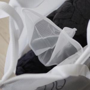 ダイソー|一石二鳥のバケツ型ランドリーバッグ