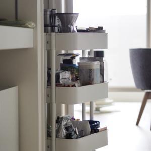 ひとり暮らしの食料品、常温ストックの量と収納