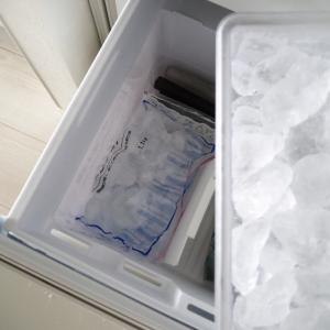 冷凍庫に入れている213円のオトナ?な贅沢