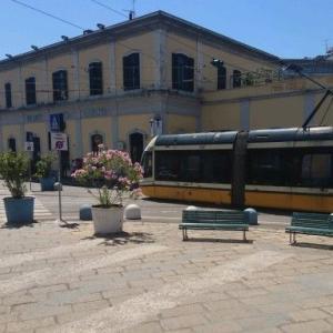Porta GenovaからCorso Ticineseへ