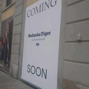 ONITSUKA TIGERがやってくる