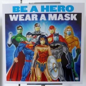 「DC展 スーパーヒーローの誕生」へ行ってきました