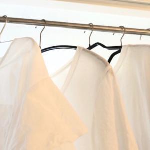 洗濯物を片付けやすく