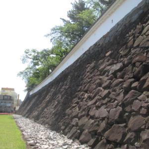 一番長い石垣