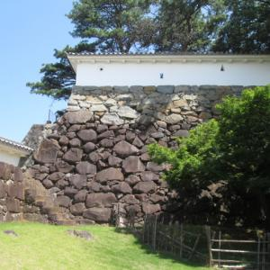 築城期の石垣