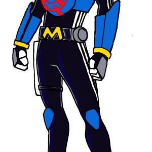 デザインは出来たが、依頼人の諸事情で計画が頓挫し誕生できなかったローカルヒーロー(その③)