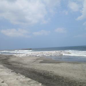使命の浜辺