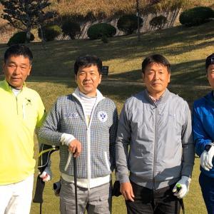 栃木ハッキョチャリティーゴルフコンペ 2 (一緒にプレーしたメンバー紹介&参加者の紹介②)