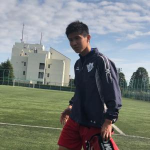 今シーズン終了!次男智洙 後期5得点2アシスト (朝鮮大学サッカー部今後の大きな目標は?)