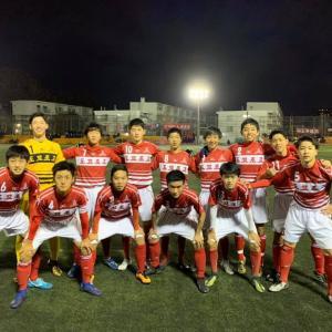 東京朝鮮高校サッカー部 全員集合写真 (結果?セカンドチーム地区トップリーグ順位決定戦)