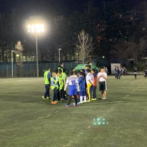 練習の様子 高麗ジュニアラグビースクール毎週火曜日19:20〜(東京中高G)で練習してます