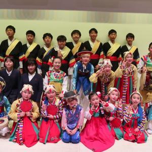 全国のウリハッキョ学芸会 4 (岐阜・西播・中大阪・東春)