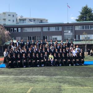 東京朝高 入学式 6 (入学式の様子②&参加者の紹介②)